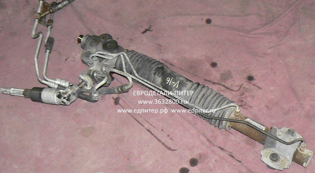 Ремонт рулевой рейки на додж караване